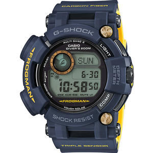 Ceas Casio G-Shock Frogman GWF-D1000NV-2 Tough Solar
