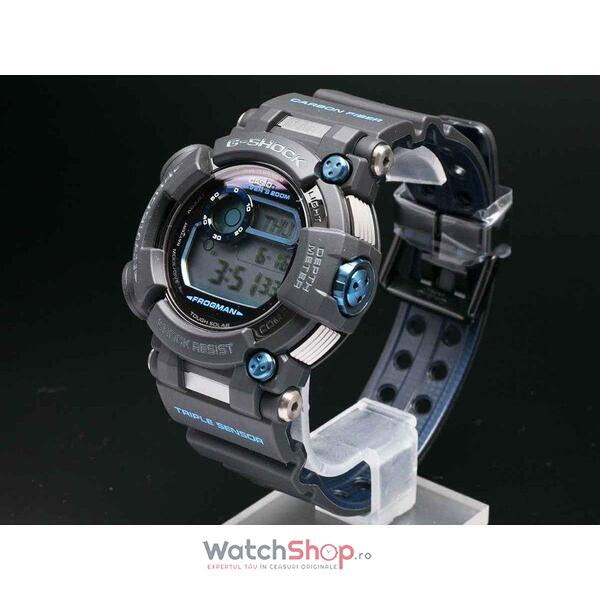 Ceas Casio G-Shock FROGMAN GWF-D1000b-1 Tough Solar