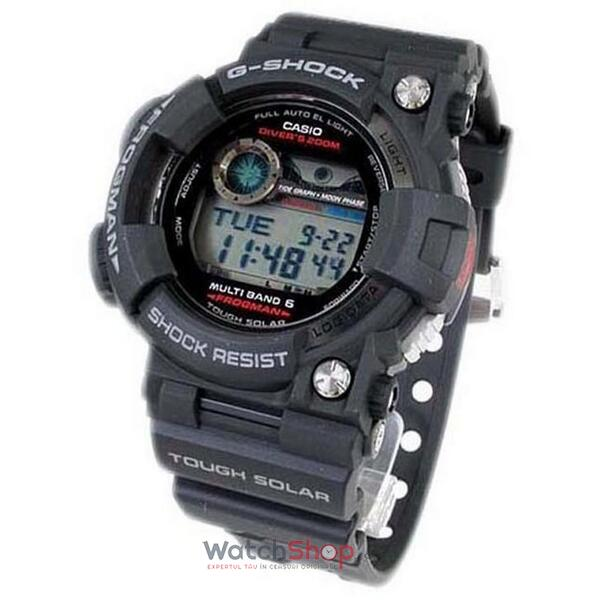 Ceas Casio G-Shock FROGMAN GWF-D1000-1ER Tough Solar