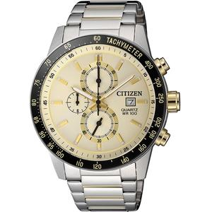 Ceas Citizen BASIC AN3604-58A Cronograf Tahometru