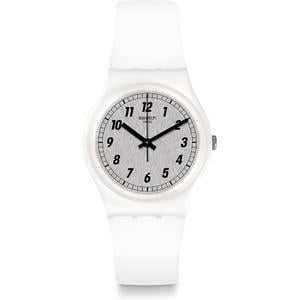 Ceas Swatch SOMETHING WHITE GW194