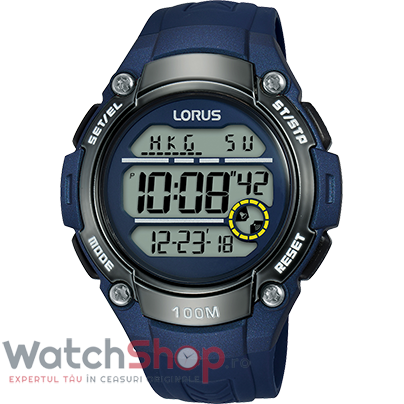 Ceas Lorus by Seiko SPORTS R2329MX9 Cronograf Dual Time de la Lorus by Seiko