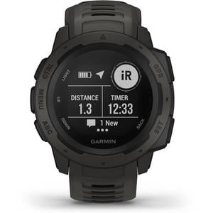 SmartWatch Garmin INSTINCT 010-02064-00 Graphite