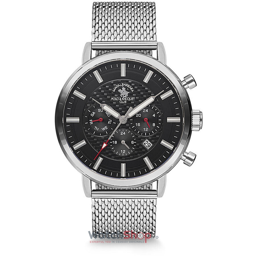 Ceas Santa Barbara Polo NOBLE SB.7.1135.4 Dual Time