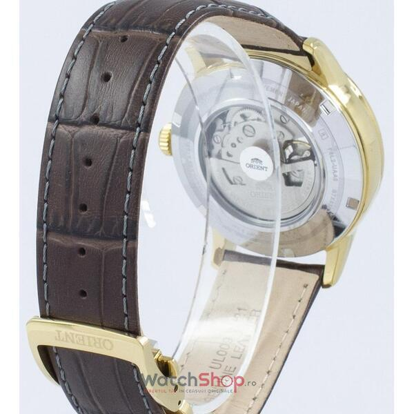 Ceas Orient Sun and Moon RA-AS0004S10B Open Heart Automatic