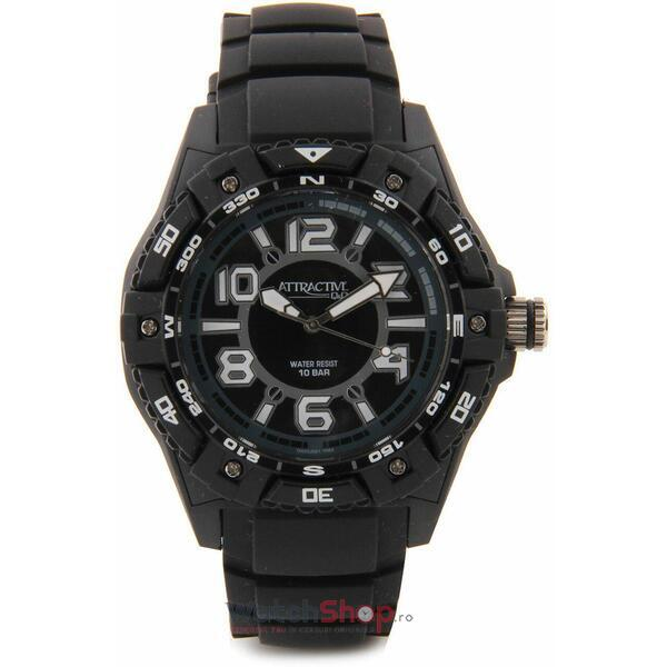 Ceas Q&Q Attractive Zippy DA50J001Y