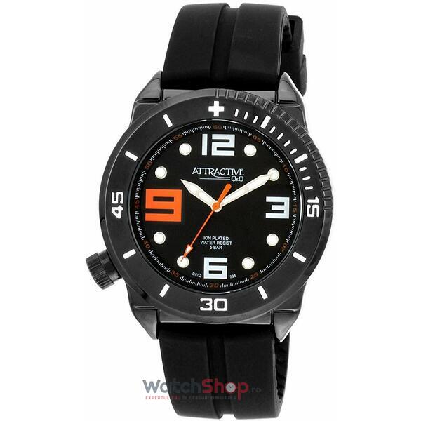 Ceas Q&Q Attractive DF02J525Y