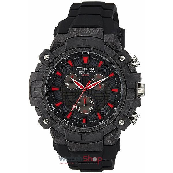 Ceas Q&Q Attractive DG12J001Y