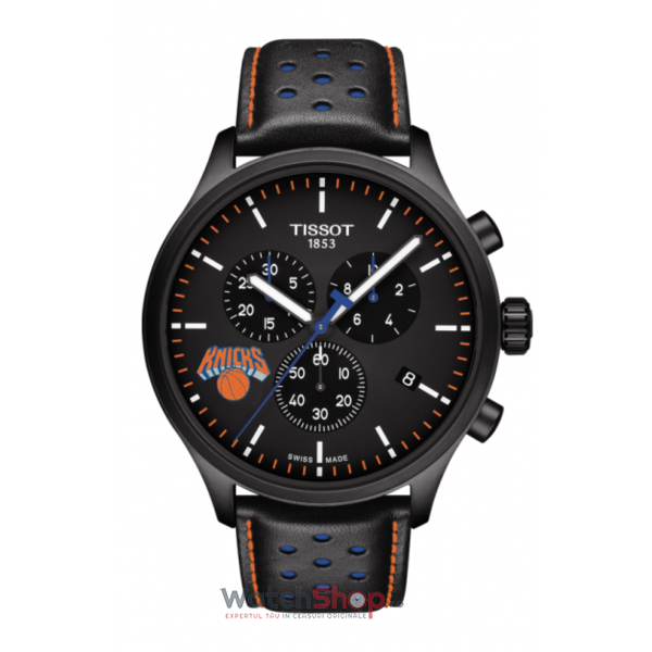 Ceas Tissot Chrono XL T116.617.36.051.05 NBA Teams Special New York Knicks Edition