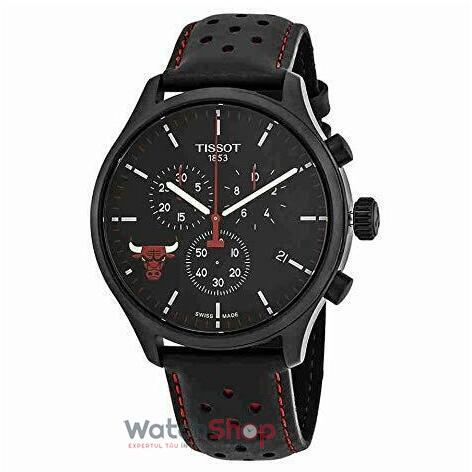 Ceas Tissot Chrono XL T116.617.36.051.00 NBA Teams Special Chicago Bulls Edition