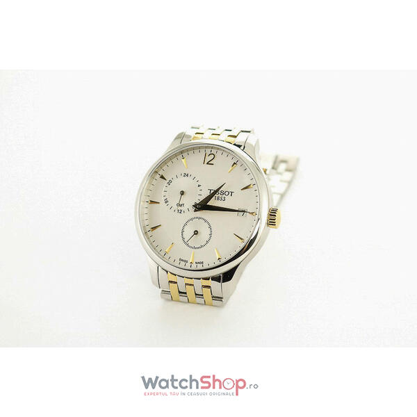 Ceas Tissot TRADITION T063.639.22.037.00 T-Classic GMT