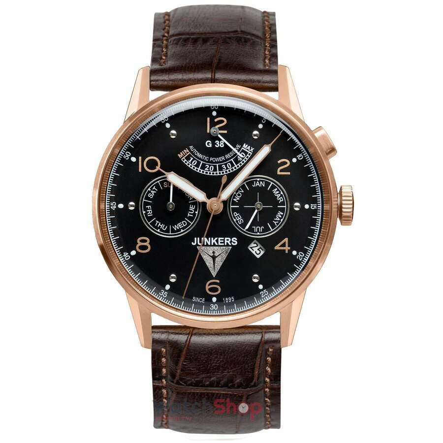 Ceas Junkers G38 6964-5 Automatic