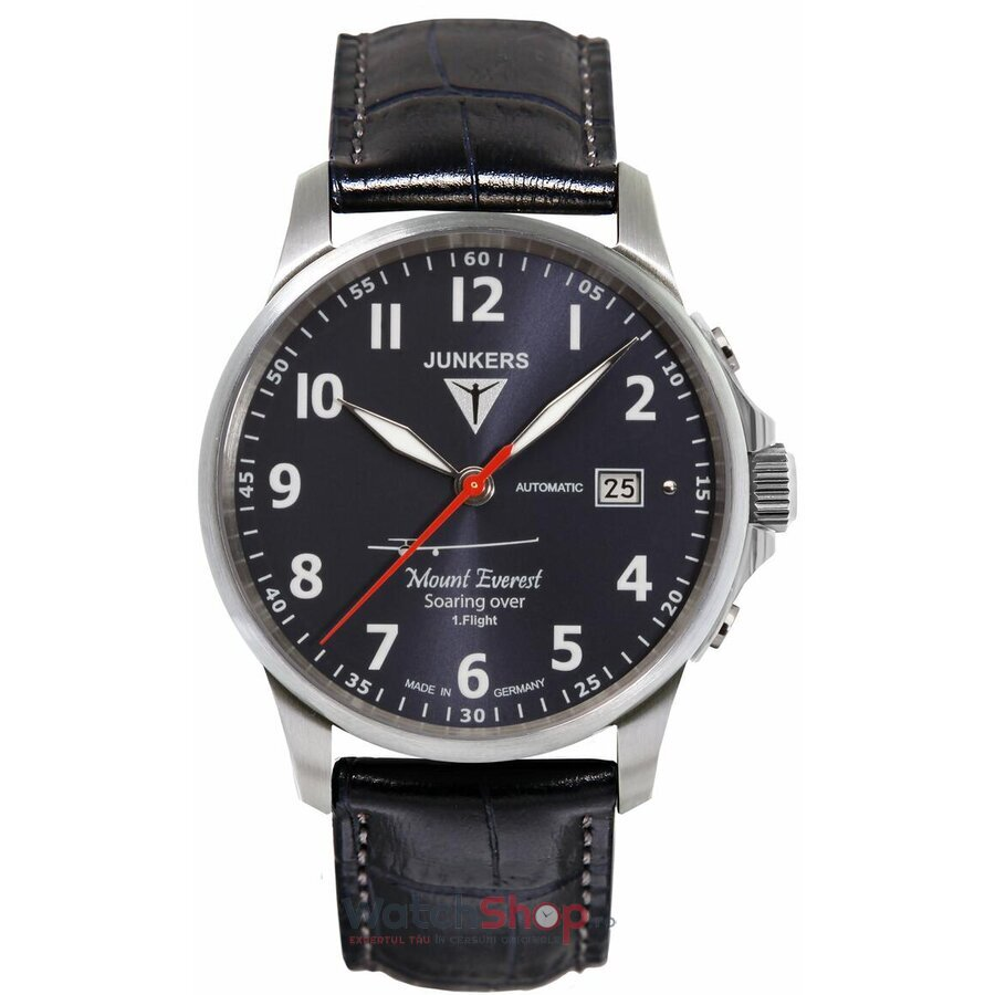 Ceas Junkers MOUNTAIN WAVE PROJECT 6864-3 Automatic