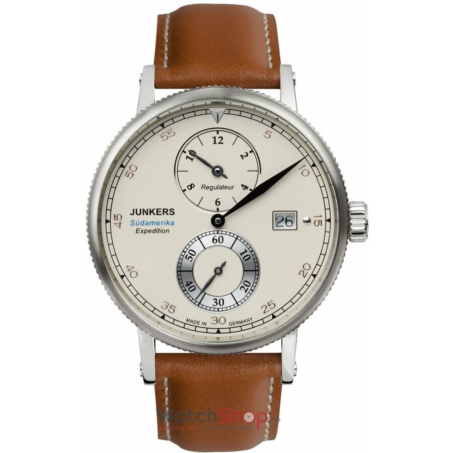 Ceas Junkers EXPEDITION SOUTH AMERICA 6512-1 Automatic