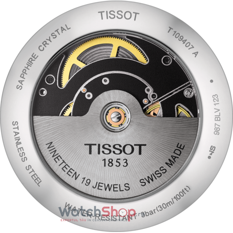 Ceas Tissot EWERYTIME T109.407.16.051.00 T-Classic Automatic