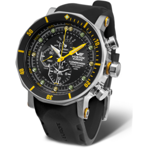 Ceas Vostok-Europe LUNOKHOD YM86/620A505 Multifunction