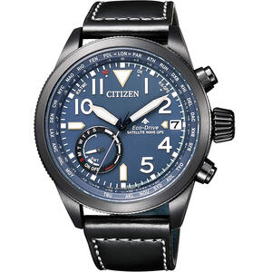 Ceas Citizen Promaster Eco-Drive CC3067-11L GPS Satellite Waves