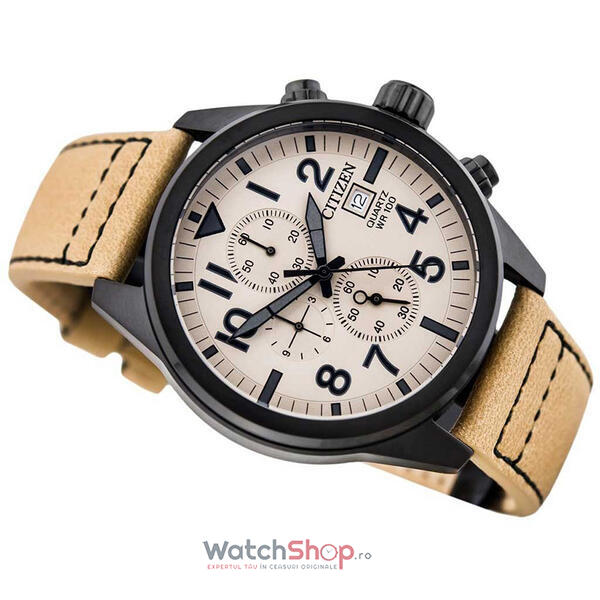 Ceas Citizen BASIC AN3625-07X Cronograf