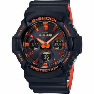 Ceas Casio G-Shock GAW-100BR-1AER MultiBand 6 Tough Solar