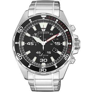 Ceas Citizen Sporty AT2430-80E Eco-Drive Chronograph