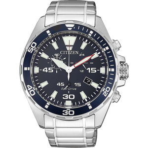 Ceas Citizen Sporty AT2431-87L Eco-Drive Chronograph