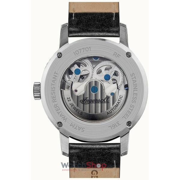 Ceas Ingersoll The Jazz I07701 Automatic