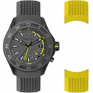 Ceas Nautica Breakwater NAPBRW006 Heather Set