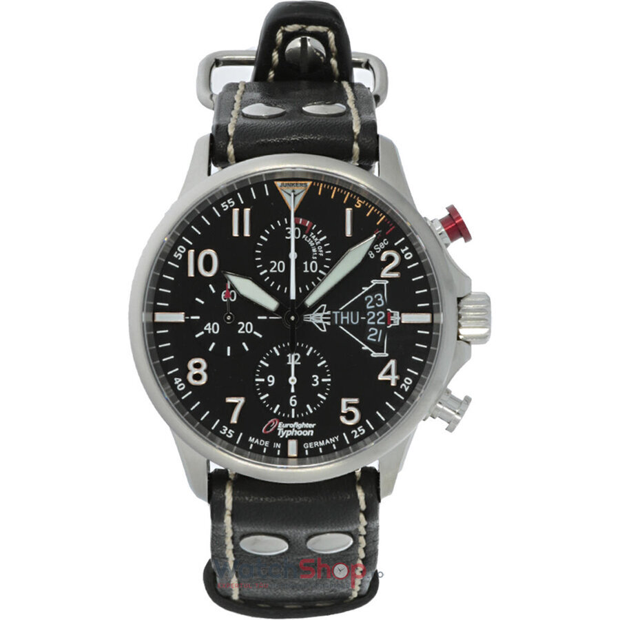 Ceas Junkers Edition 3 Eurofighter 6826-5 Automatic