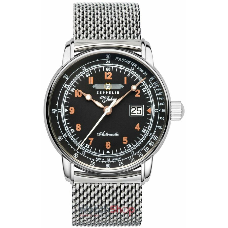 Ceas Zeppelin 100 Years 7654M-5 Automatic