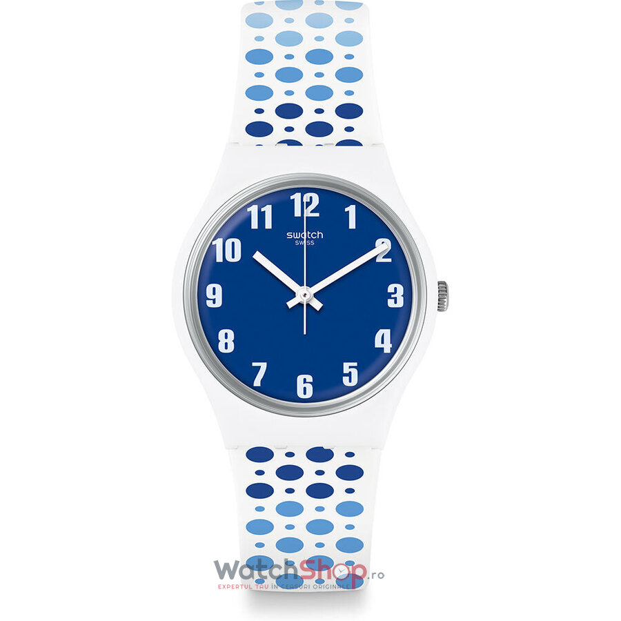Ceas Swatch The Originals GW201 Paveblue de la Swatch