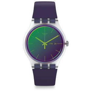 Ceas Swatch The Originals SUOK712 Polapurple
