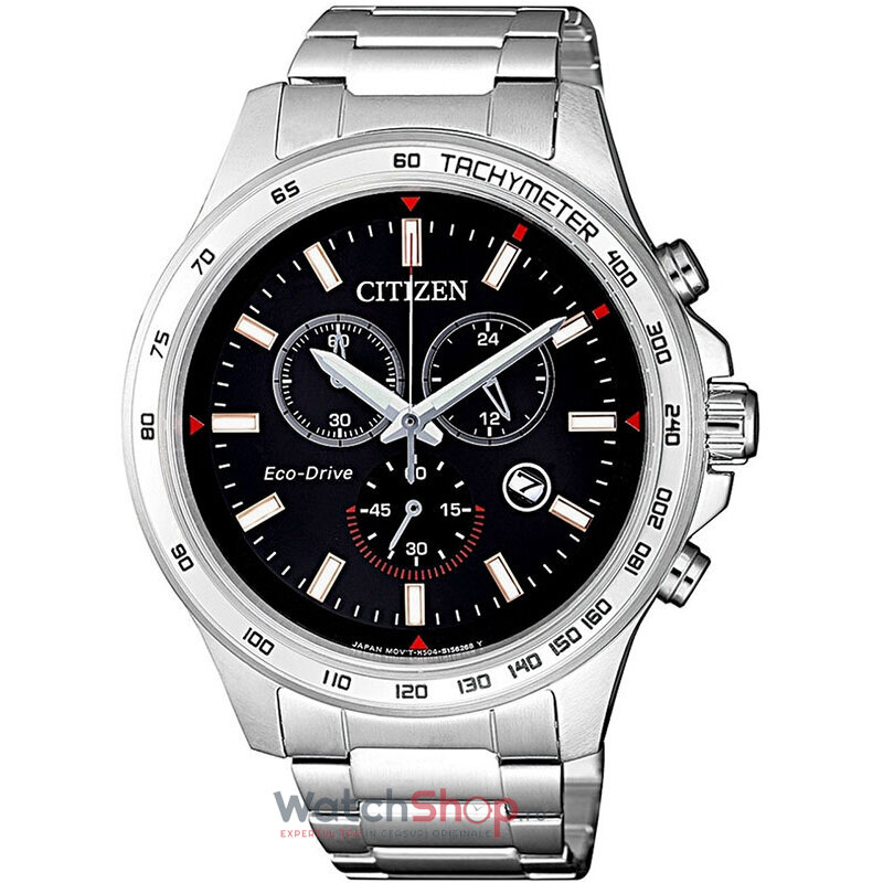 Ceas Citizen Sports AT2420-83E Eco Drive Cronograf de la Citizen
