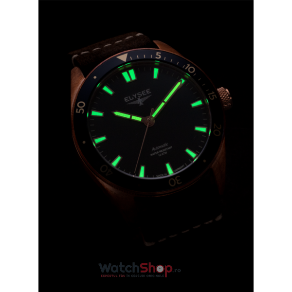 Ceas Elysee Bronze 98011 Automatic
