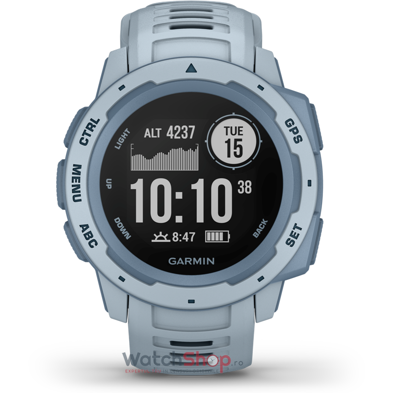SmartWatch Garmin Instinct Sea Foam 010-02064-05 de la Garmin
