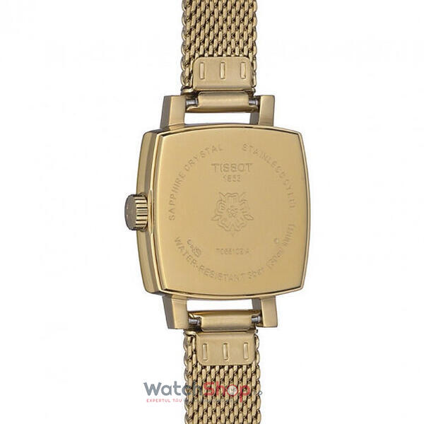 Ceas Tissot T-Lady T058.109.33.031.00 Lovely Square