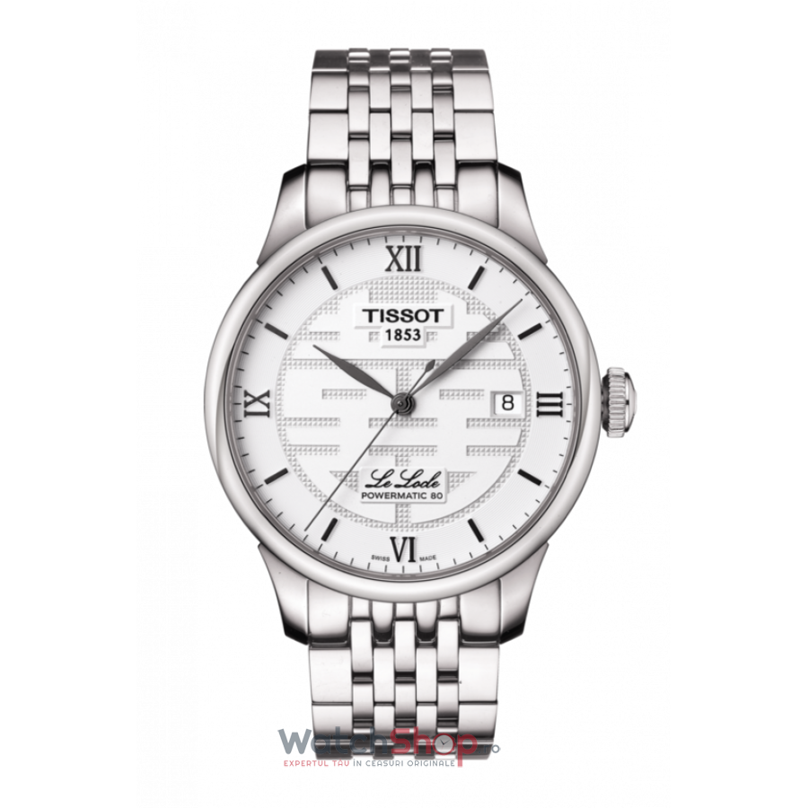 Ceas Tissot LE LOCLE T006.407.11.033.01 Double Happiness Automatic de la Tissot