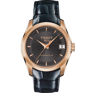 Ceas Tissot T-Classic Couturier T035.207.36.061.00 Powermatic 80 Automatic Lady