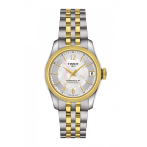 Ceas Tissot T-Classic Ballade T108.208.22.117.00 Powermatic 80 COCS Lady