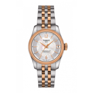 Ceas Tissot T-Classic Ballade T108.208.22.117.01 Powermatic 80 COCS Lady