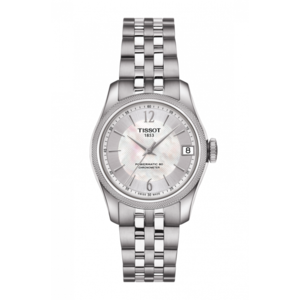 Ceas Tissot T-Classic Ballade T108.208.11.117.00 Powermatic 80 COCS Lady