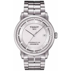 Ceas Tissot T-Classic Luxury T086.408.11.031.00 Powermatic 80 Automatic