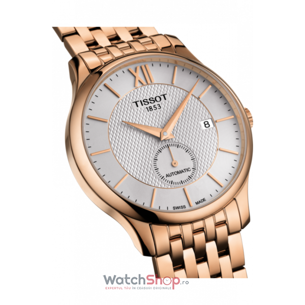 Ceas Tissot T-Classic Tradition T063.428.33.038.00 Small Seconds Automatic