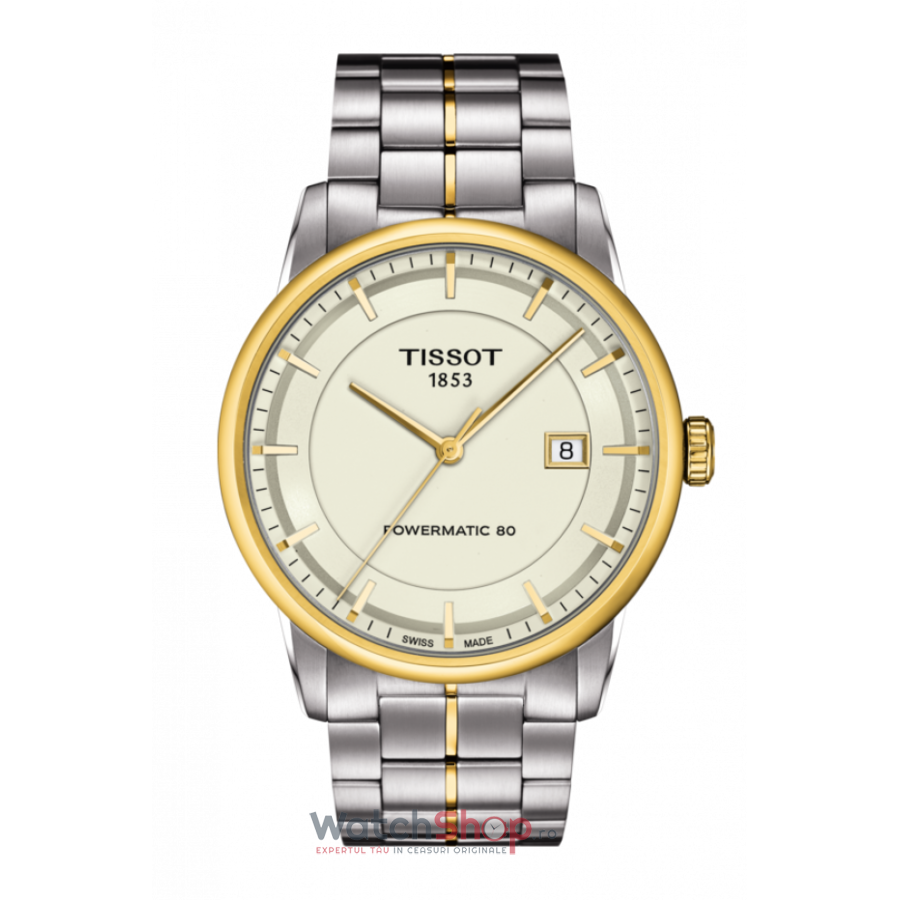 Ceas Tissot T-Classic Luxury T086.407.22.261.00 Powermatic 80 Automatic