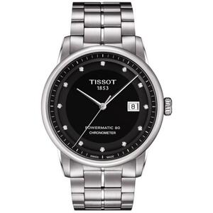 Ceas Tissot T-Classic Luxury T086.408.11.056.00 Powermatic 80 Automatic COSC