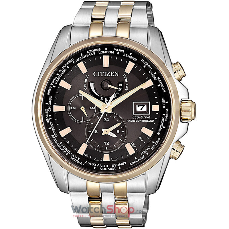 Ceas Citizen Eco Drive AT9038-53E Radio Controlled de la Citizen