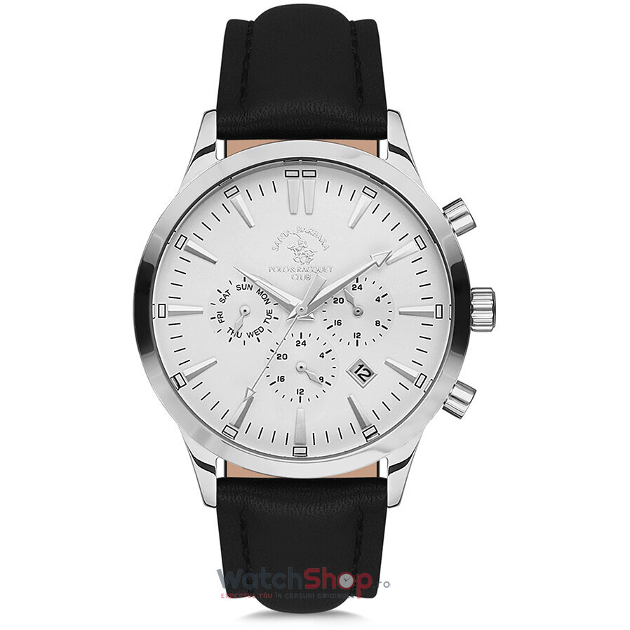 Ceas Santa barbara polo Noble Sb.13.1005.3 Dual Time
