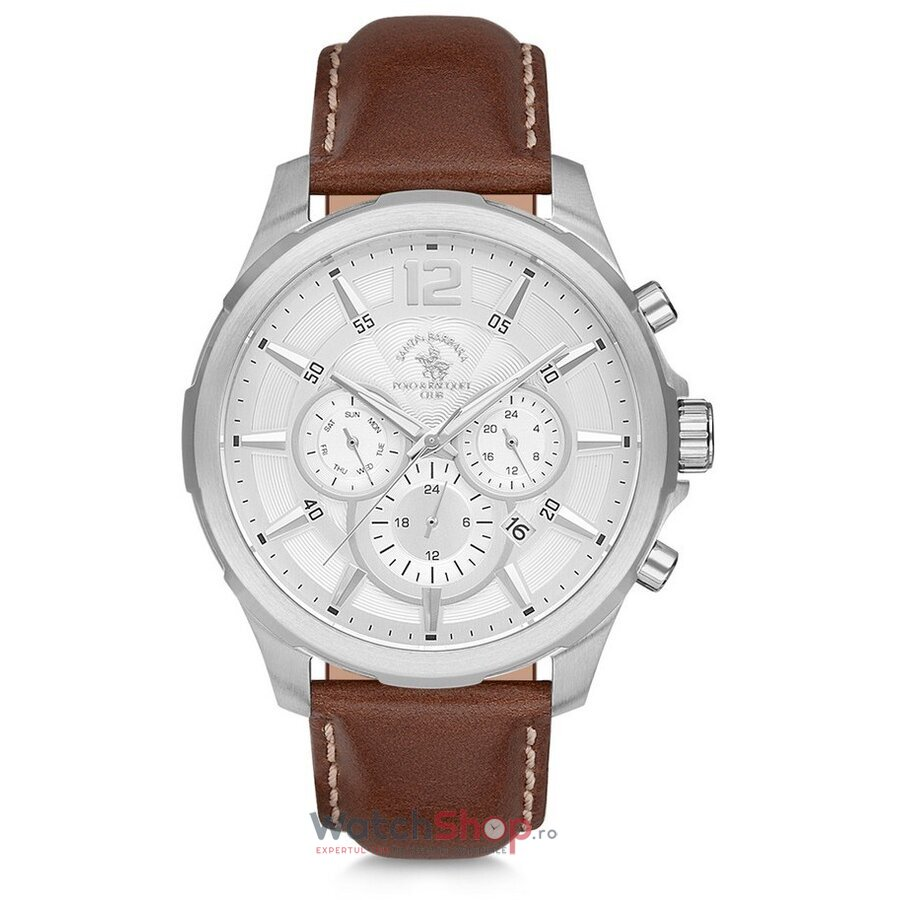 Ceas Santa Barbara Polo Noble SB.7.1127.7 Dual Time de la Santa Barbara Polo