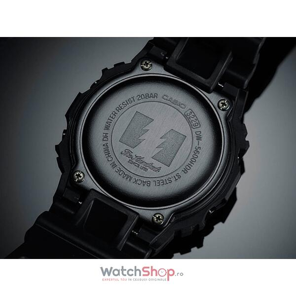 Ceas Casio G-Shock  DW-5600HDR-1ER The Hundreds Limited Edition