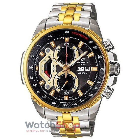 Ceas Casio Edifice EF-558SG-1AVUDF Fashionable Retrograde