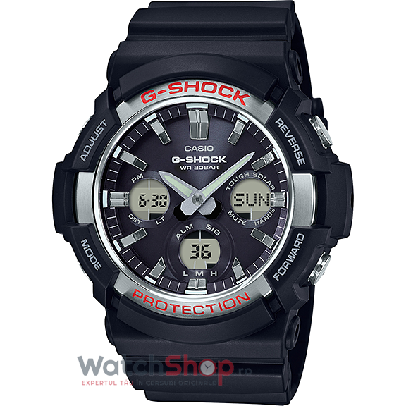 Ceas Casio G-Shock GAS-100-1ADR de la Casio
